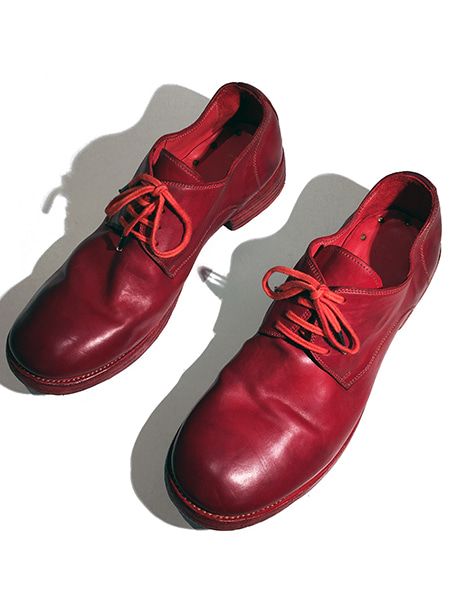 GOLEMETH 001 . Artisan Derby Red cordovan (goodyear welt) ORDER MADE 마감