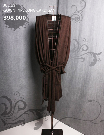 Gown type Long cardigan(품절)