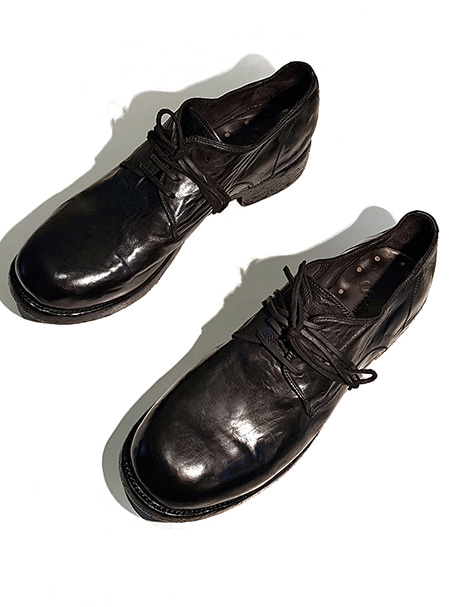 GOLEMETH 001 . Artisan Derby black cordovan (goodyear welt) ORDER MADE- 11/24 까지 추가오더