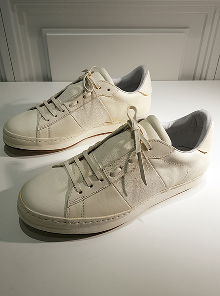 DAFT 905 . natural sneakers CREAM -(입고완료 바로배송)
