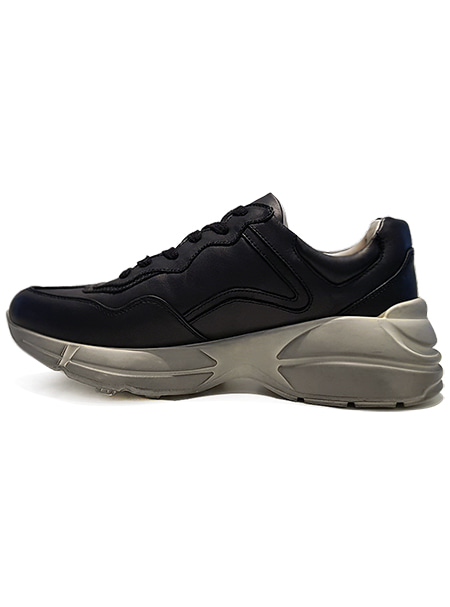 DAFT 911 . trainers_ Black/Milk (40 바로배송)