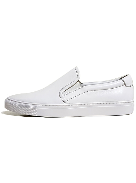 DAFT 909 . Slip-on Suede/Leather