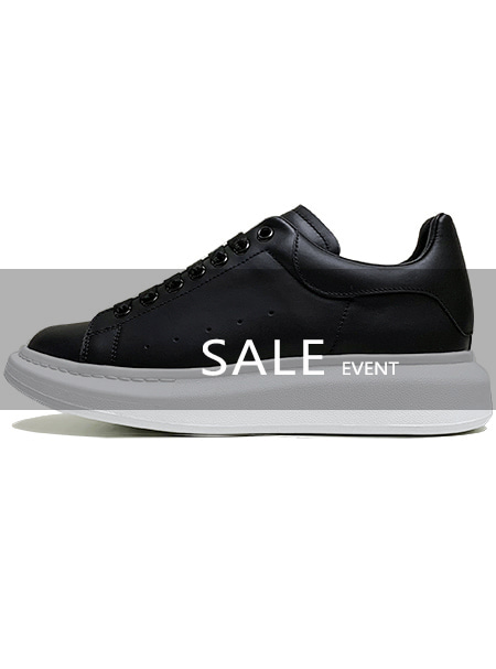 DAFT 924. Oversized Sole Black&White- [ SALE EVENT ] (38,39 바로배송)