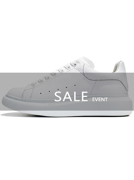 924. Oversized Sole White - [ SALE EVENT ] (39 바로배송)