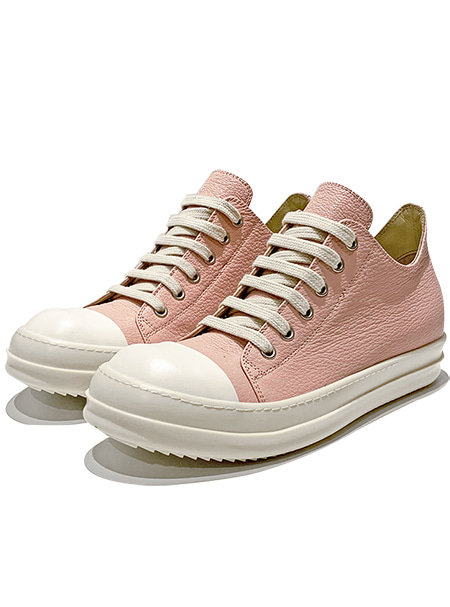 DAFT 916 . leather low top _ beige pink [ BIG SALE ]