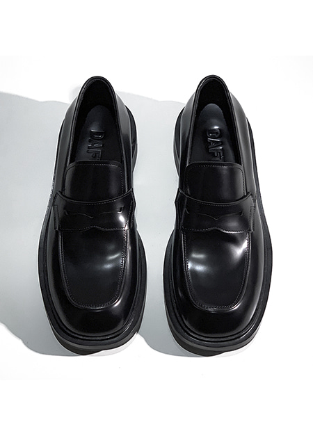 DAFT 202 . Square Toe loafer (goodyear welt) ORDER MADE