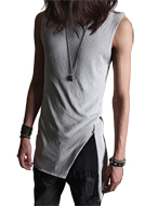 ashmmetry sleeveless