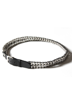 11 S/S bike chain belt